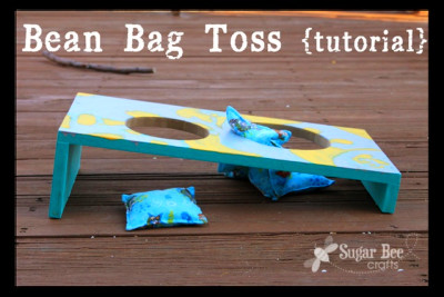 ... , Toss Tutorials, Beans Bags, Diy Projects, Sugar Bees, Bees Crafts