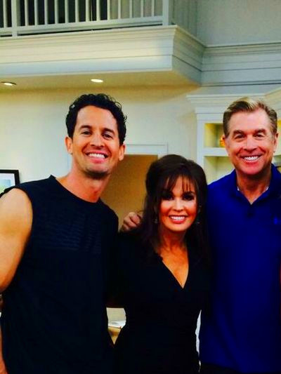 Marie & Steve at QVC #BodyGym | Osmonds | Pinterest | QVC, Marie ...