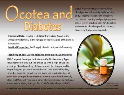 1000+ images about Essential oils for diabetes. on ...