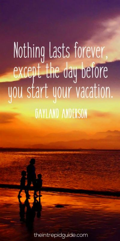 25+ best Funny vacation quotes on Pinterest   Funny travel quotes, Beach vacation quotes and ...