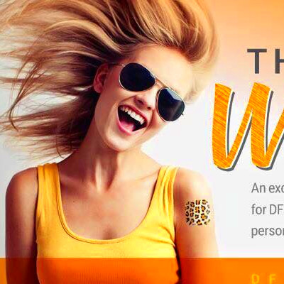 Wearable Nutrition has gone Wild! DFT Wild get yours now ...
