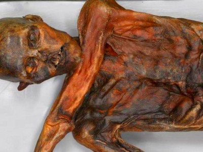 Otzi the Iceman This 5,300-year-old corpse was so well ...