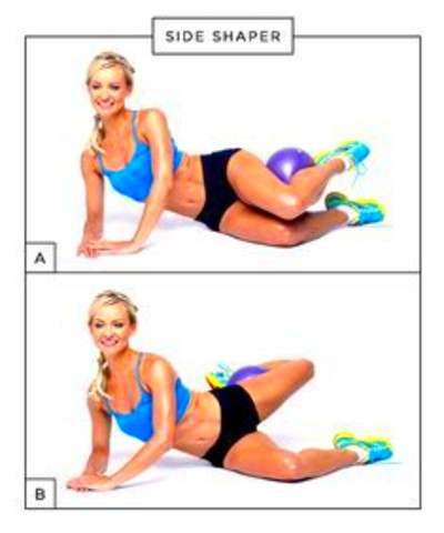 Say Goodbye to Your Muffin Top, 6 Moves to Get Crop-Top-Worthy Abs ...