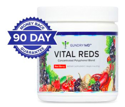 Gundry MD Vital Reds | This revolutionary formula is designed to ...