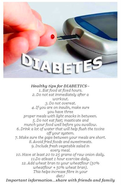17 Best images about Health tips for people with Diabetes ...