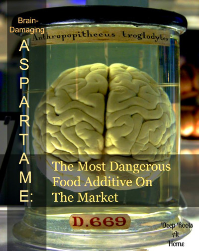 ... : The Most Dangerous Food Additive On the Market - Deep Roots at Home