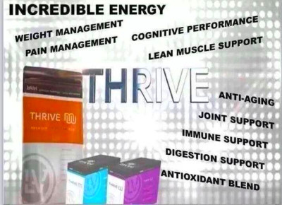 ... THRIVE on Pinterest | Energy level, No obligation and Thrive