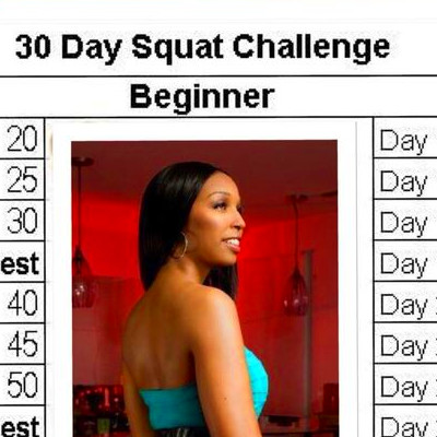 1000+ ideas about 30 Squat Challenge on Pinterest | Ido ...