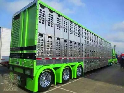 101 best images about Cattle Trucks