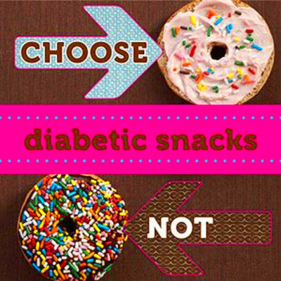 Choose This, Not That Diabetic Snacks | To be, Cas and My mom