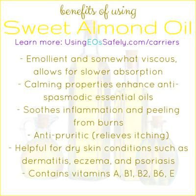 ... and butter on Pinterest | Sweet almond oil, Natural and Shea butter