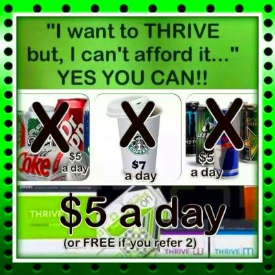 ... coffee and coke, and healthier on top of it all!!! lvnlife.le-vel.com