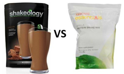 Arbonne Protein Shake vs Shakeology - Which is Better ...