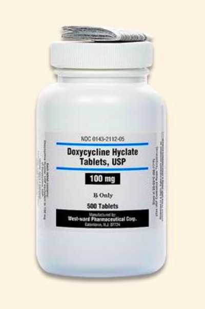 Doxycycline is an antibiotic used to treat infections like Lyme ...