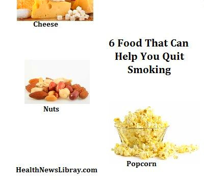 Green Yatra Blog 6 Foods That Can Help You Quit Smoking ...