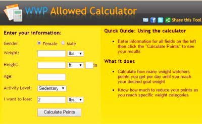 The 25+ best Weight watchers points calculator ideas on ...