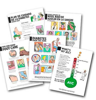 Great site with many downloadable pamphlets about diabetes ...