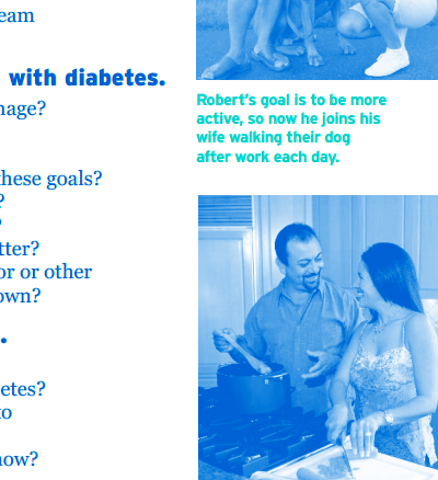 Help a Loved One with #Diabetes. Also available in Spanish ...