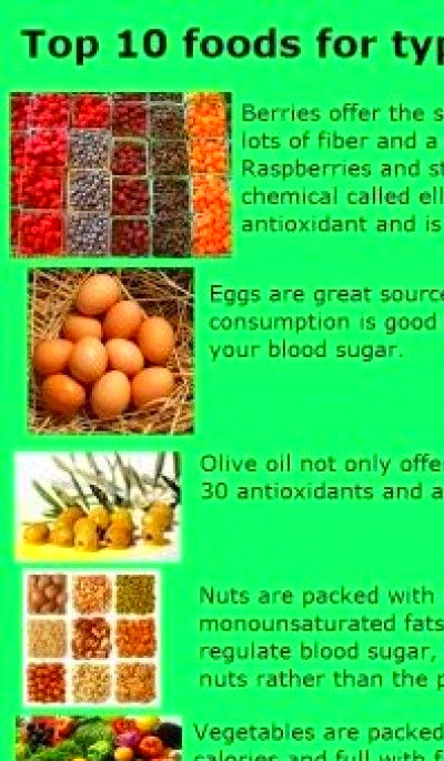 top 10 foods | Type 2 Diabetes | Pinterest | The secret ...