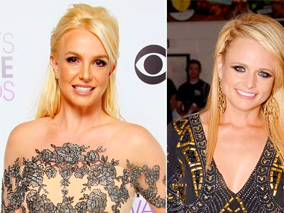 """Britney Spears Is """"So Flattered"""" to Be Miranda Lambert's Workout ..."""
