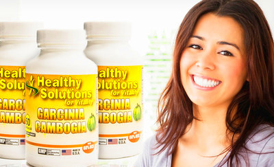 Solutions for Vitality Garcinia Cambogia Supplement (Up to 78% Off