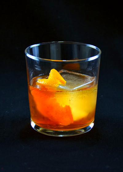 Old Fashioned Cocktail | Tuxedo No.2
