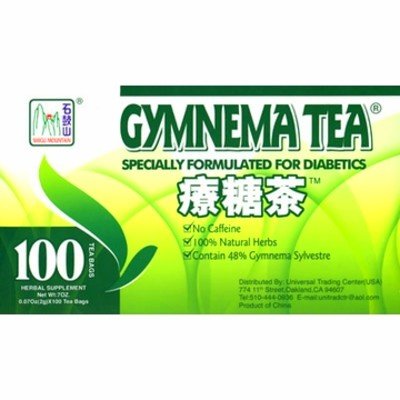 Gymnema Herbal Tea for Diabetics | EnjoyingTea.com