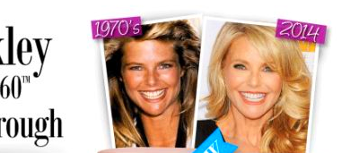 Get your Skin Younger with Christie Brinkley Authentic Skincare ...