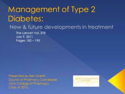 NEW ORAL AGENTS IN DIABETES MANAGEMENT - ppt video online ...