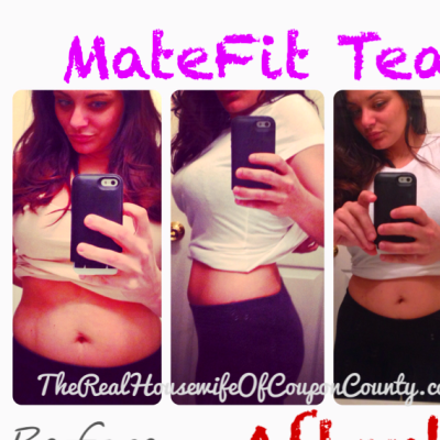 MateFit Tea Giveaway | Before & After | The Real Housewife of Coupon ...