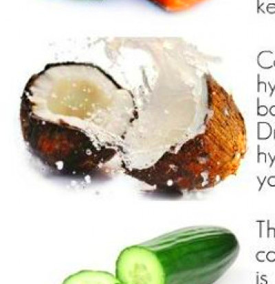 Healthy Food Choices for Healthy Skin | Visual.ly