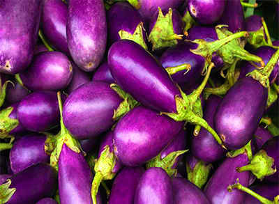 The many benefits of eggplant - Times of India