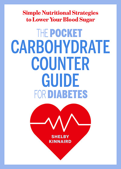 Book Review: Pocket Carbohydrate Counter Guide for Diabetes