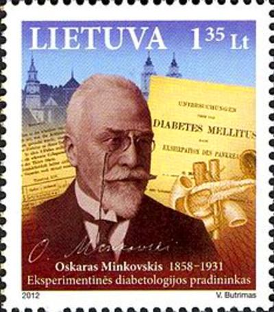 Oskar Minkowski - Wikipedia