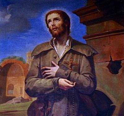 Benedict Joseph Labre - Wikipedia
