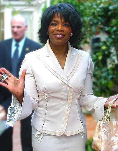 Oprah Winfrey Height - How tall