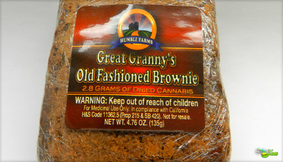 Great Granny's Old Fashioned Brownie from Humble Farms ...