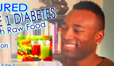 Tyson cures Type 1 Diabetes with Raw Food | Wausau News