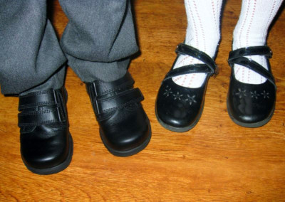 School Shoes - Actually Mummy...