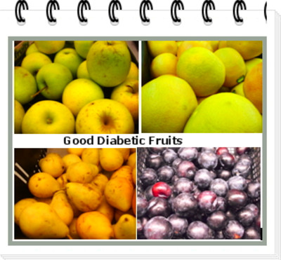 Choosing the right Fruits for Diabetics