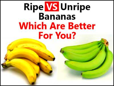 Ripe vs. Unripe Bananas: Which Are Better For You ...