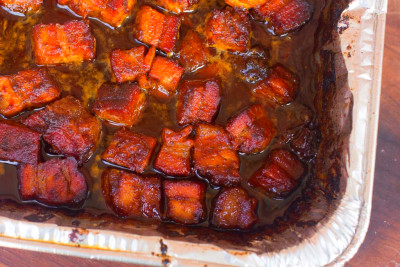 Pork Belly Burnt Ends | Bradley Smoker North America