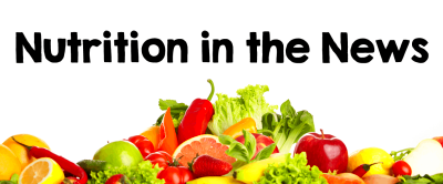 Nutrition in The News | Calton Nutrition