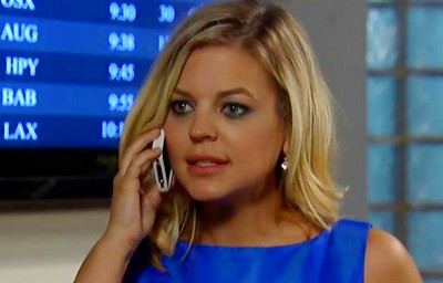 General Hospital Spoilers: Kirsten Storms Addresses Real-Life Pregnancy News and Speculation ...
