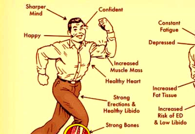 """Fighting """"Manopause"""" and Boosting Low Testosterone"""