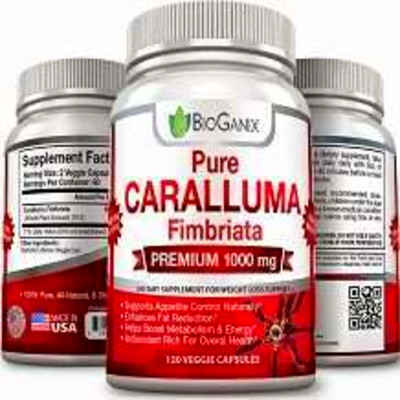 BioGanix Pure Caralluma Fimbriata Review • Is it a Scam or ...