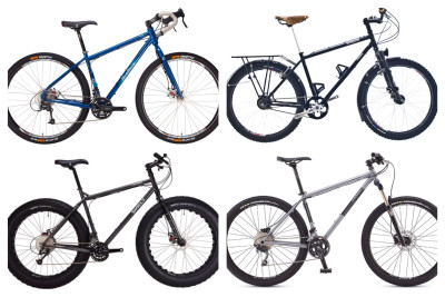 Understanding the Different Types of Touring Bike ...