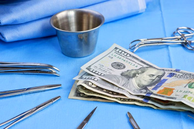 Hospital and Surgery Costs – Paying for Medical Treatment