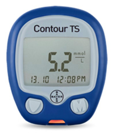 Bayer Contour TS Blood Glucose meter - Video Review