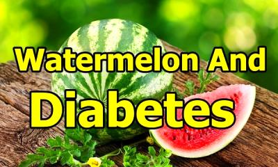 Is Watermelon Good For Diabetics? Is it Ok to Eat? - Diabetes Self Caring